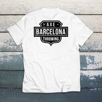 Camiseta Barcelona Axe throwing - Rich